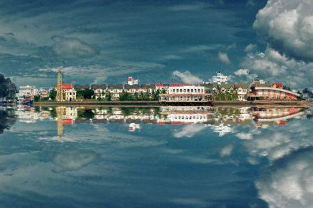 Hình ảnh thành phố rạch giá Kiên Giang